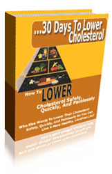 Low your cholesterol